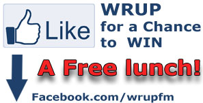 Click and like us on Facebook for a Chance to Win a Free Lunch or a D110 John Deere Tractor