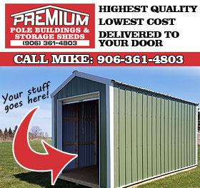 Premium Pole Buildings & Storage Sheds in Marquette, MI