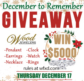 December to Remember Giveaway