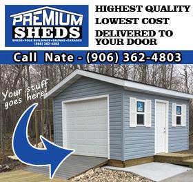 Premium Sheds