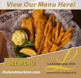 Dine in at The Landmark Inn