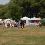 Ishpeming Art Faire and Renaissance Festival 2011 - Bancroft Park Enterance 2