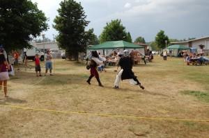 Ishpeming Art Faire and Renaissance Festival 2011