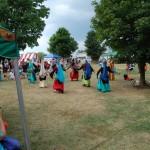 Ishpeming Art Faire and Renaissance Festival 2011 - Belladinas Dancing 3