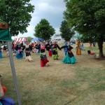 Ishpeming Art Faire and Renaissance Festival 2011 - Belladinas Dancing 2