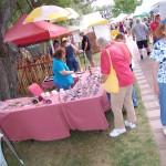 Ishpeming Art Faire and Renaissance Festival 2011 - Artists Booths
