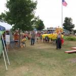 Ishpeming Art Faire and Renaissance Festival 2011 - Kid's Parade