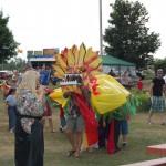 Ishpeming Art Faire and Renaissance Festival 2011 - Children's Parade