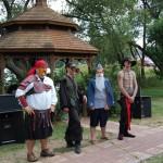 Ishpeming Art Faire and Renaissance Festival 2011 - Best Men's Costume Contest
