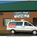Wecome To The Giveaway - The Sunny 101.9 Van