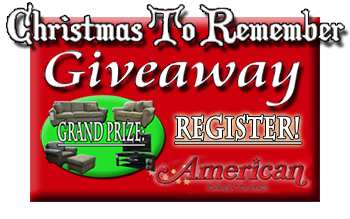 American Marquette Great Lakes Radio Christmas Furniture TV Set Contest