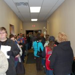 Christmas To Remember - 2011 - Full Venue, Lined Up To Win