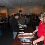 Christmas To Remember - 2011 - Mama Russo's Feeds The Crowd