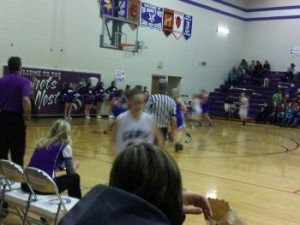 Ishpeming Hematites VS L'Anse Purple Hornets
