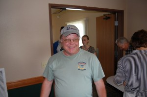 """Goofus"" at Rec Depot Game Room and Pool Table Giveaway in Ishpeming - July 12, 2012"