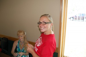 Cori Noordyk at Rec Depot Pool Table Giveaway July 12, 2012