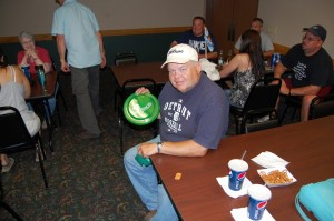 Winner of BioLife Frisbee - Rec Depot Game Room Giveaway at the County Village Banquet & Convention Center