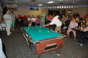 "Working Hard for a Carwash - Another ""Special"" Pool Player in the Rec Room Game Room Giveaway"