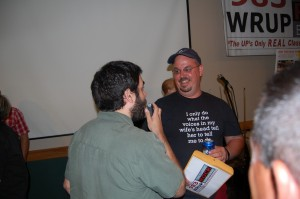 Dave Wiegand, The Grand Prize Winner, Interviewed by Eric Tasson