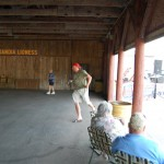 Dancing during Concord Through Keys - Skandia Days Texaco Country Showdown West Branch Recreation Center July-21, 2012