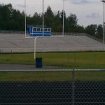 Ishpeming football stadium