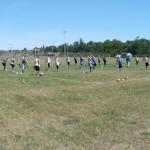 Ishpeming JV and Varsity Football