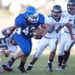 High School Football - Ishpeming Hematites - Poirier - #43 - Photos by MarquettePhotoShop.com