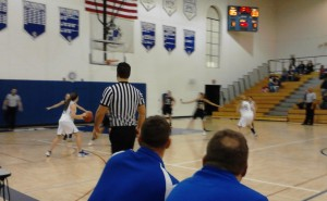 Ishpeming Hematite Girls VS Iron Mountain