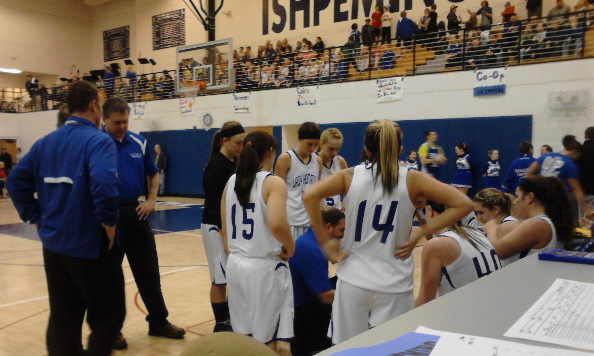 ishpeming girls Ishpeming jv girls hoops 2017-2018 added 2 new photos march 9 congratulations to varsity girls on a great season and postseason run it was pleasure to watch you represent the school and program this year.
