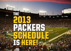 2013 game schedule