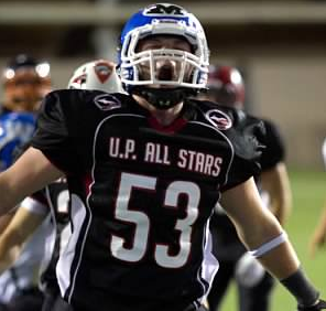 U.P. All Star Football Game 2013 on 103 FXD