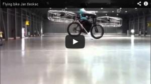 Flying Bike Demo Video