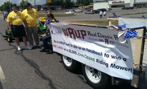 Kyle Roberts of Marquette Is Our Free Lunch Winner for Liking WRUP on Facebook