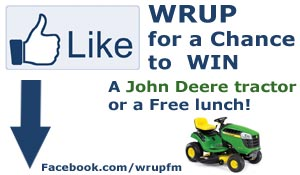 Like WRUPFM On Facebook and You Could Win!!!