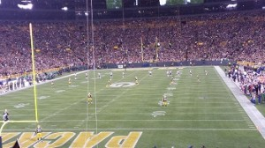 Green Bay Packers on 98.3WRUP