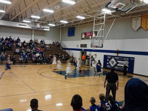 Ishpeming Hematites Girls Basketball VS Superior Central Cougars from Eben Junction, Michigan on 98.3 WRUP