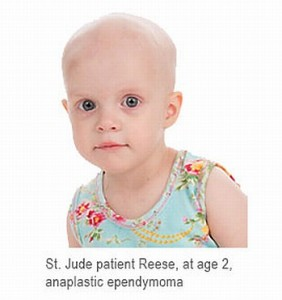 St. Jude Patient Reese