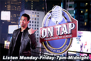 On Tap with Nik Carter on WRUP Marquette's Home for Classic Rock