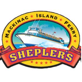 Shepler's Ferry on Mackinac Island
