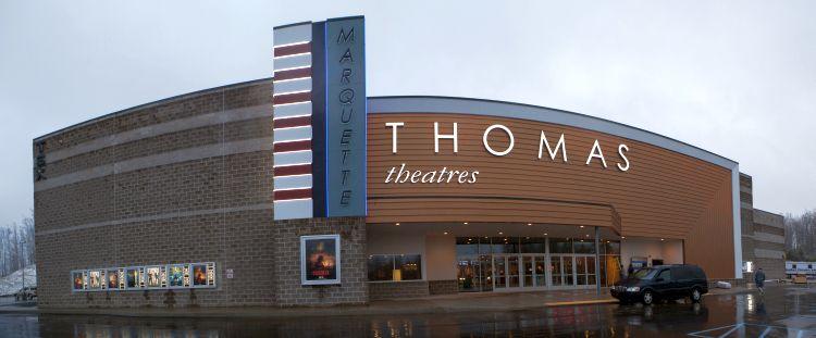 Marquette Cinemas - 1525 Commerce Drive Marquette, MI 49855