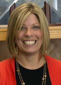 Sara Speaker also took up an accountmanager position at Great Lakes Radio