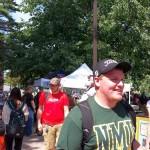 NMU Fall Fest 2014 Great Lakes Radio 011