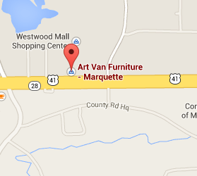 Find Art Van Furniture on Google Maps