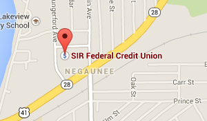 Find Honor Credit Union with Google Maps