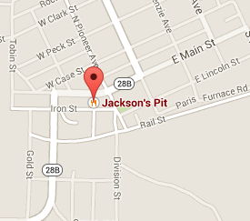 Find Jacksons Pit Bar and Grill with Google Maps