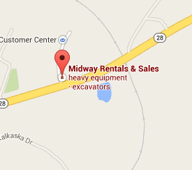 Find Midway Rentals and Sales with Google Maps