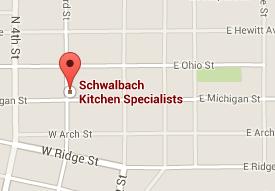 Find Schwalbach Kitchens with Google Maps