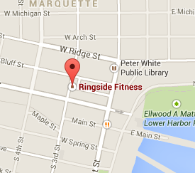 Find Synergy Fitness in Marquette