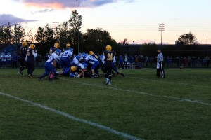 The Ishpeming Hematites defeat the Negaunee Miners 28-0 on Real Classic Rock 98.3 WRUP and WRUP.com.