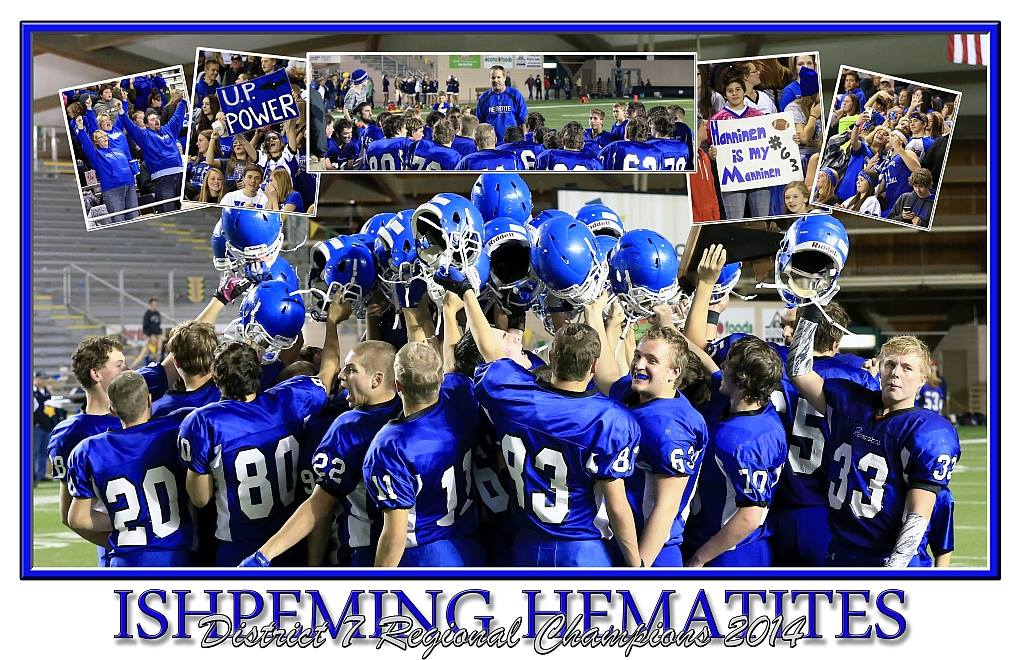 Jarvinen Photos Ishpeming Hematites District 7 Regional Champions 2014